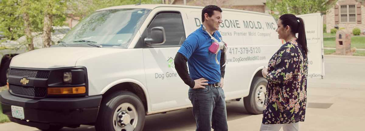 Welcome To Dog Gone Mold Removal Springfield Missouri