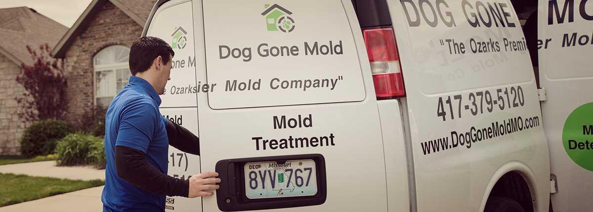 Contact Us - Mold Contractor Springfield Missouri