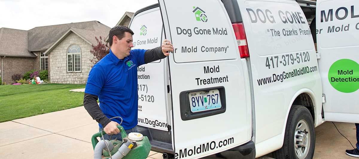 Privacy Policy For Our Mold Removal Company in Springfield Missouri