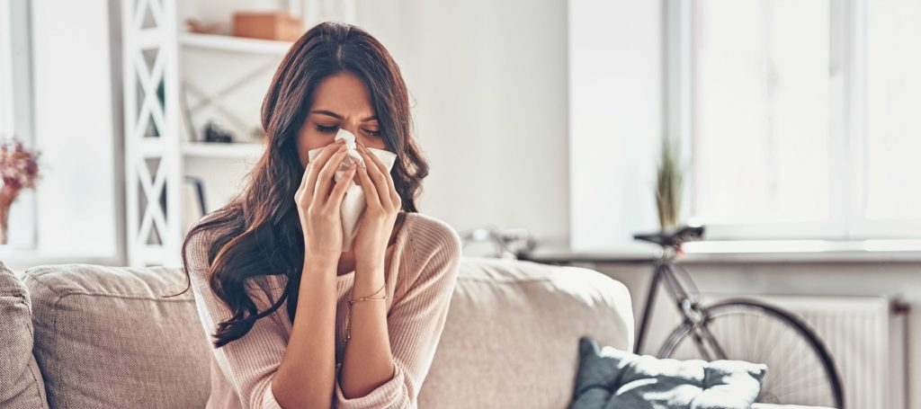 Chronic Sinus Problems From Mold Infestation in Springfield Missouri