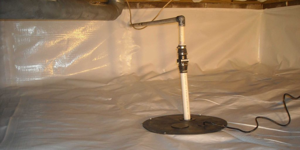Prevent Crawl Space Mold With Sump Pump Installation in Springfield Missouri