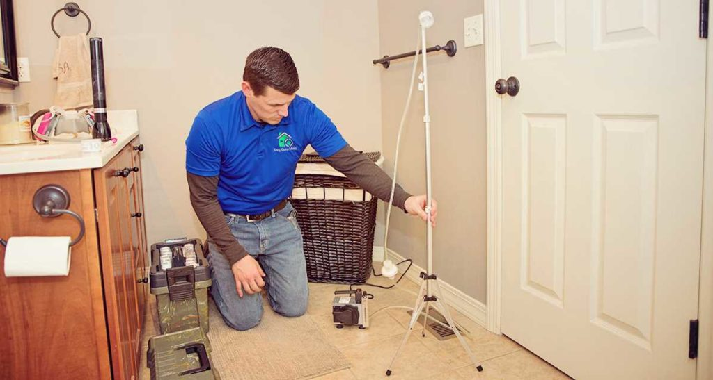 Tools Of The Trade For Mold Removal Companies in Springfield Missouri